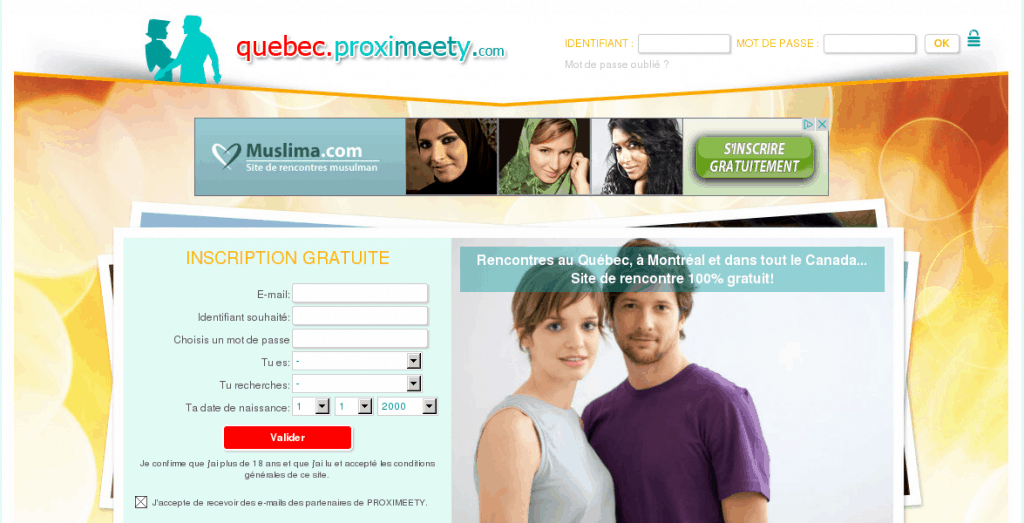 Site rencontre gay quebec