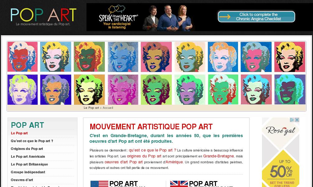 Art Pop art