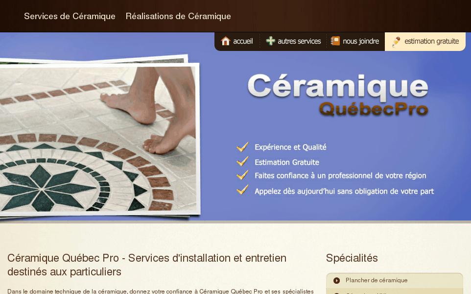 Céramique Québec