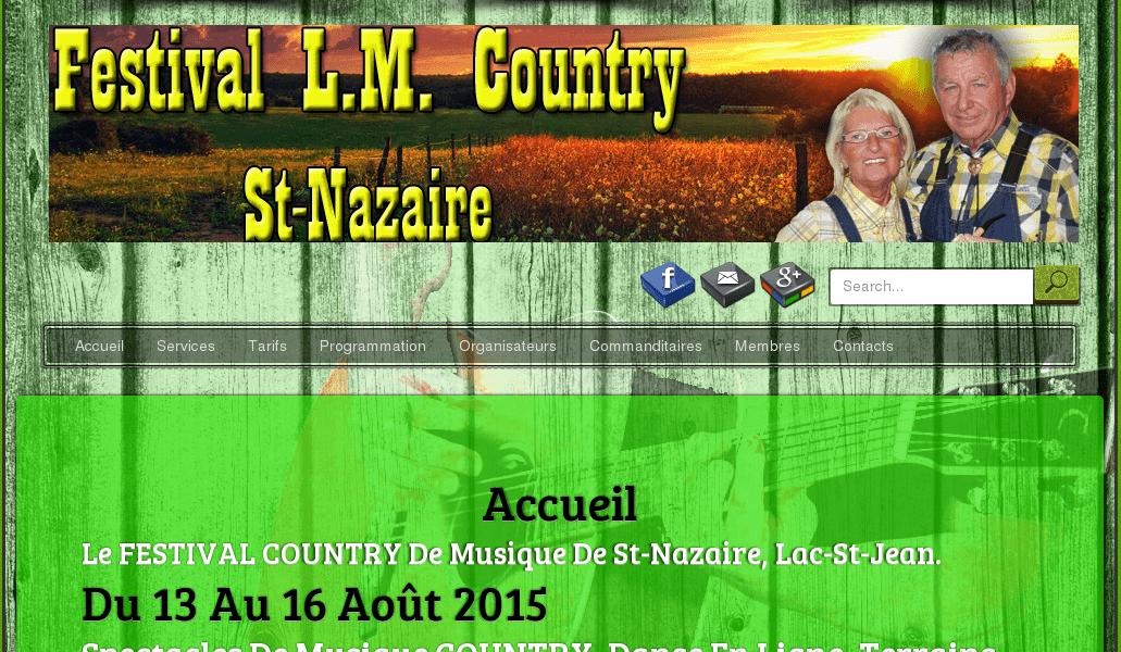 Festival Country de St-Nazaire
