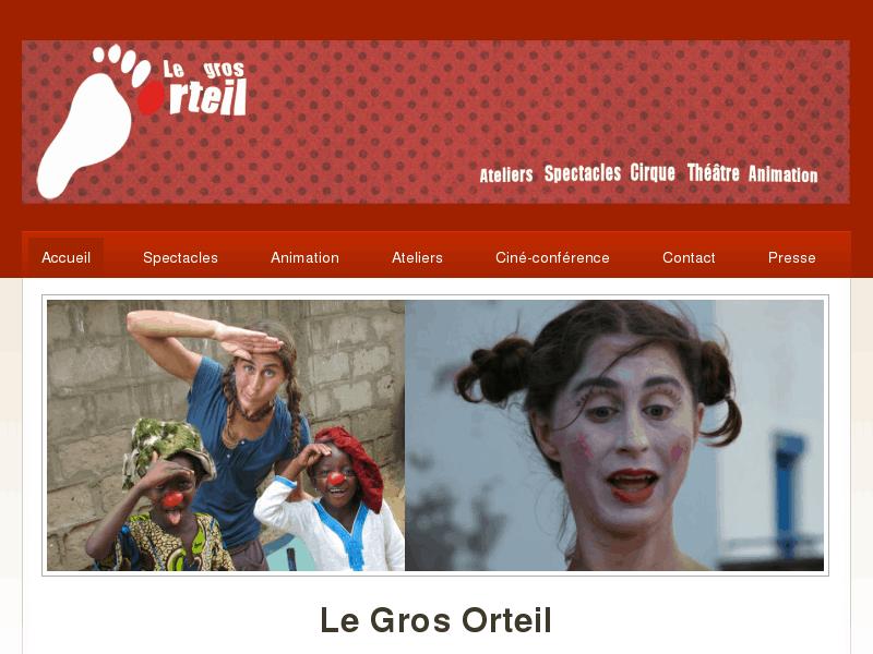 Le Gros Orteil